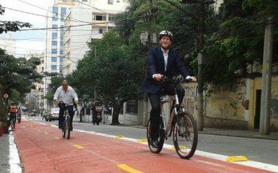 O futuro das cidades passa pelas bikes, ciclovias e ciclofaixas