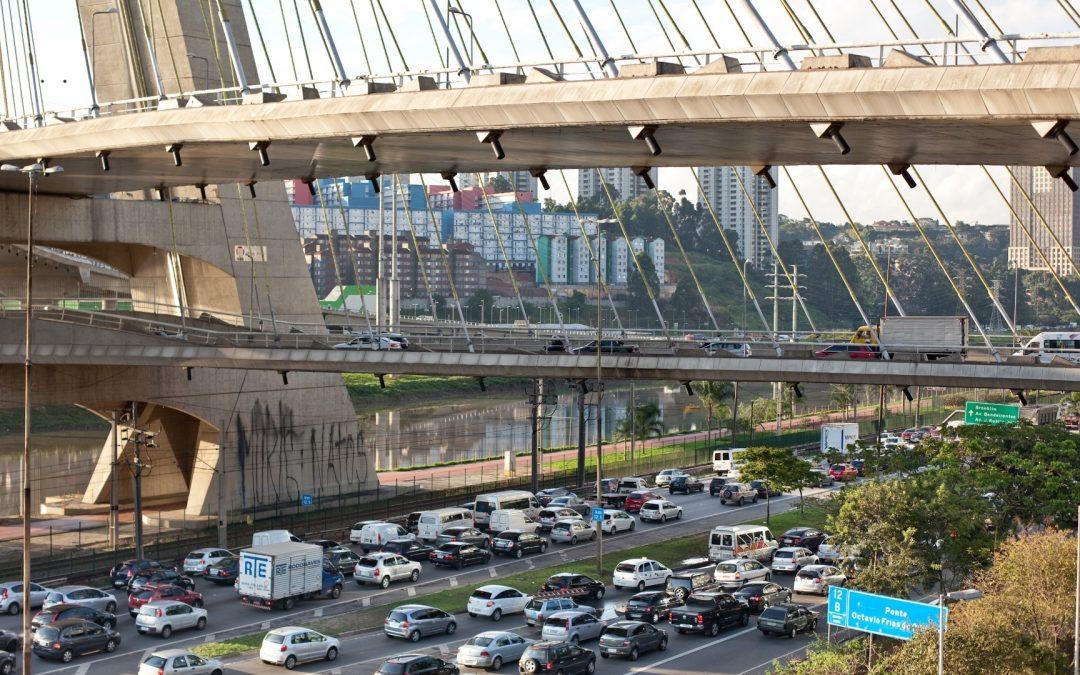 Marginal Pinheiros e Marginal Tietê: Redução da velocidade melhorou a mobilidade urbana