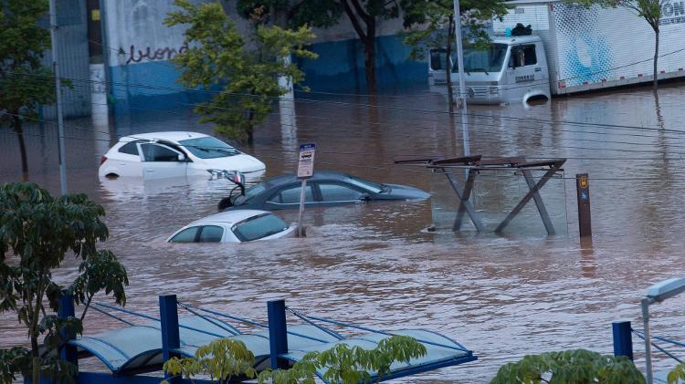 Jilmar Tatto: Enchentes: por onde surfam Doria e Bruno?