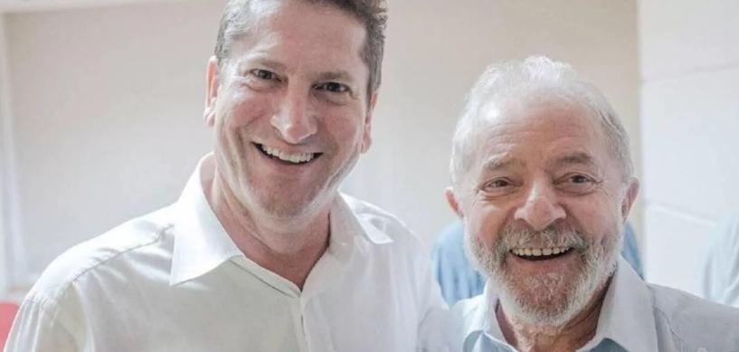 """Tatto sobre apoio de Lula: """"no momento certo, ele estará com a gente na disputa em SP"""""""