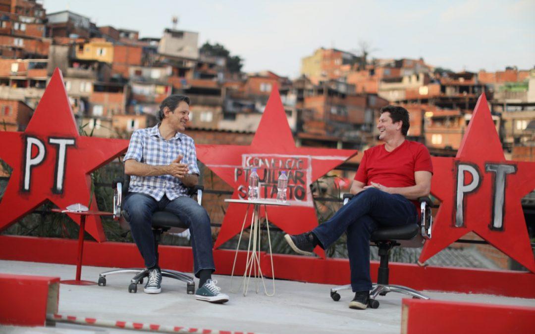 O que disseram Lula, Haddad, Gleisi e demais lideranças sobre Tatto na convenção