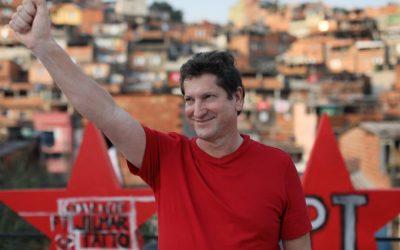 """Jilmar Tatto à Folha e ao UOL: """"a hora que a periferia se levantar, vocês terão uma grande surpresa"""""""