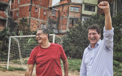 Em manifesto, lideranças da periferia declaram apoio a Jilmar Tatto e Carlos Zarattini
