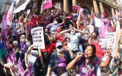 Mulheres do PT lançam Manifesto em apoio ao Jilmar Tatto à prefeitura de SP