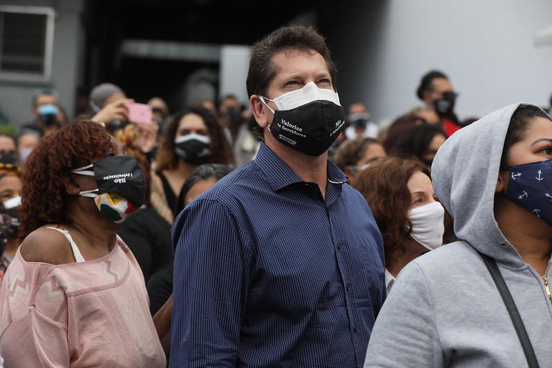Jilmar Tatto é um dos poucos candidatos a prefeito de SP, dos 14, que mais tem propostas para enfrentar a pandemia