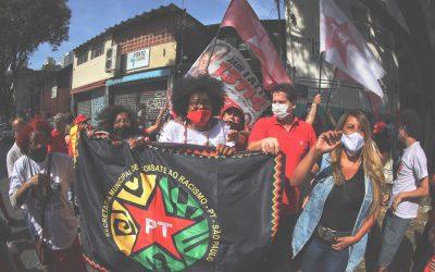 Na SP de Jilmar Tatto, igualdade racial estará presente em toda a administração pública